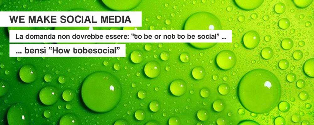agenzia social media, tobesocial, facebook agenzia italia, roma, milano, conversation agency